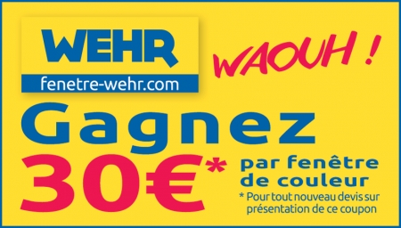 Coupon Wehr
