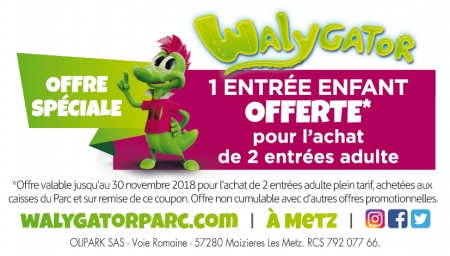 Coupon Walygator