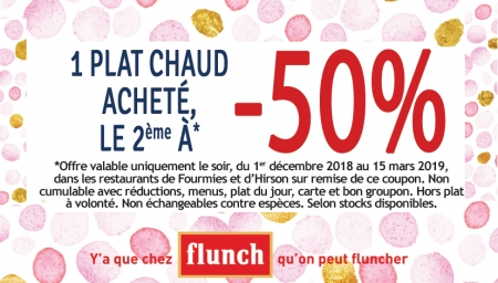 Coupon Flunch