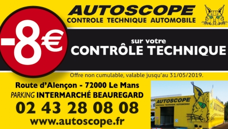 Coupon Autoscope