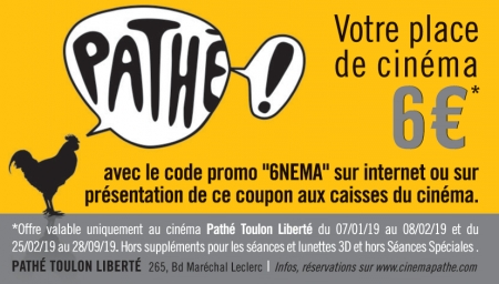 Coupon Pathé