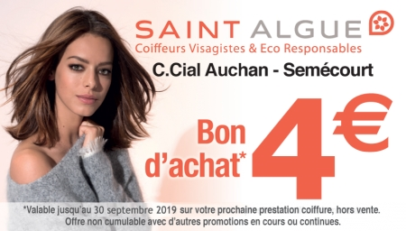 Coupon Saint-Algue