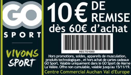 Coupon Go Sport