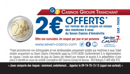 Coupon Seven Casino