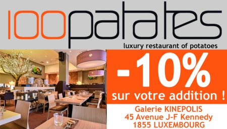 Coupon 100 Patates