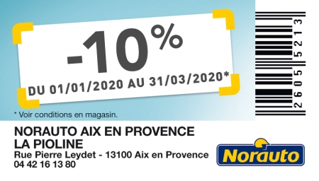 Coupon Norauto