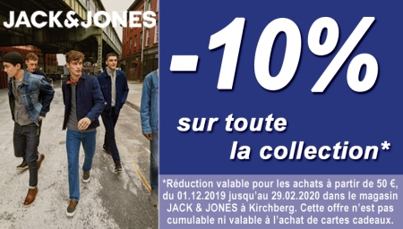 Coupon Jack & Jones