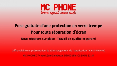 Coupon MC Phone