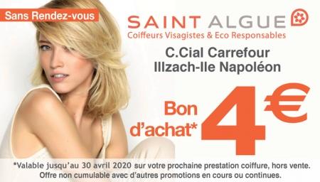 Coupon Saint Algue