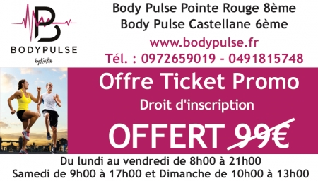 Coupon Body Pulse
