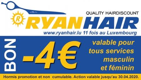 Coupon Ryanhair