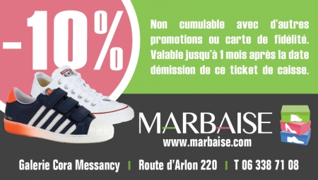 Coupon Marbaise