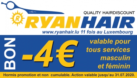 Coupon Ryanhair