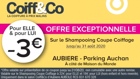 Coupon Coiff&Co