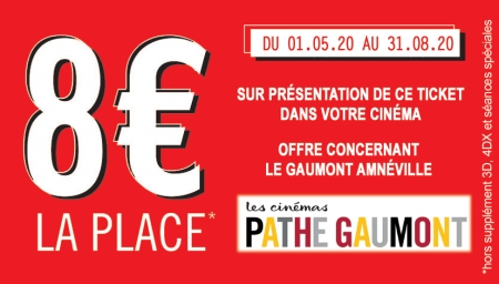 Coupon Gaumont