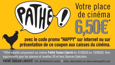 Coupon Pathé