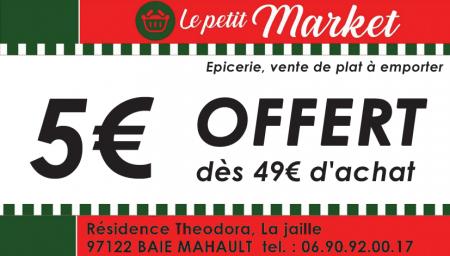 Coupon Le Petit Market