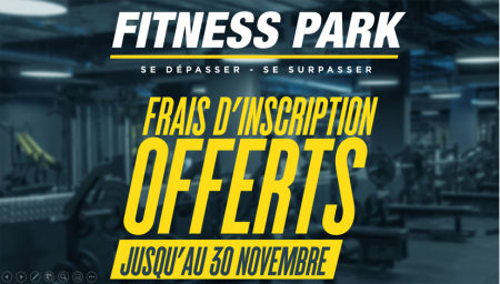Coupon Fitness Park