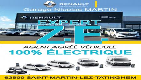 Coupon Garage Nicolas Martin