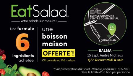Coupon Eat Salad