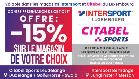 Coupon Citabel Sports