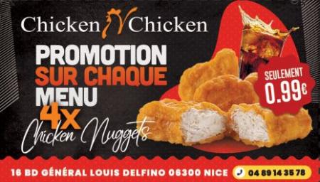 Coupon Chicken & Chicken