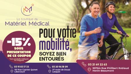 Coupon La Boutique du Matériel Médical