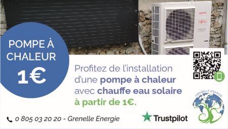 Coupon Grenelle energie