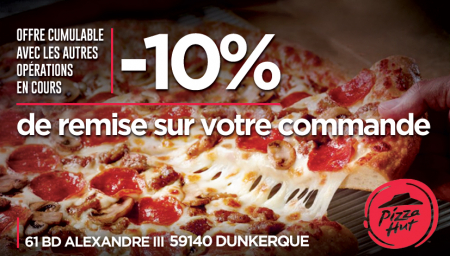 Coupon Pizza Hut