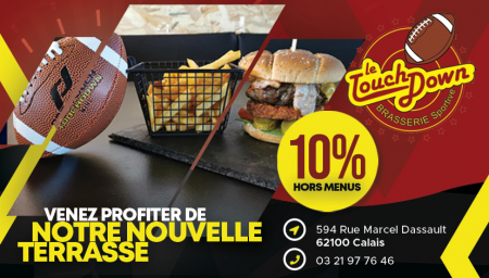 Coupon Le Touch Down