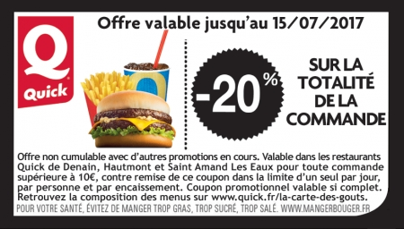promo restauration rapide mc donald 39 s lys lez lannoy. Black Bedroom Furniture Sets. Home Design Ideas