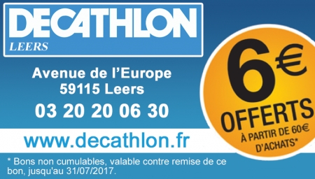 Coupon Decathlon