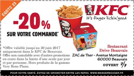 Coupon KFC