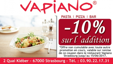 Coupon Vapiano