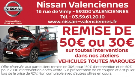 promo contr le technique nissan valenciennes. Black Bedroom Furniture Sets. Home Design Ideas