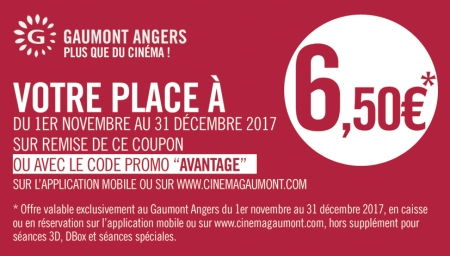 Coupon Gaumont